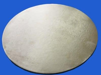 Shaped Scandium Metal